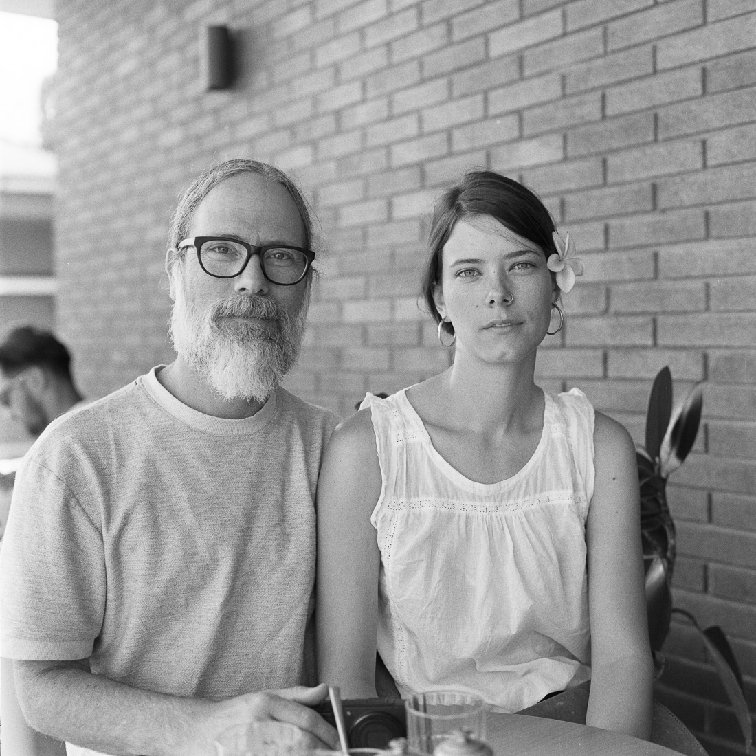 20190112 - Roll 270 - 010-Nick-Bedford,-Photographer-80mm F2.8, Black and White, Brisbane, Ilford HP5+, Medium Format, Rolleiflex 2.8D.jpg