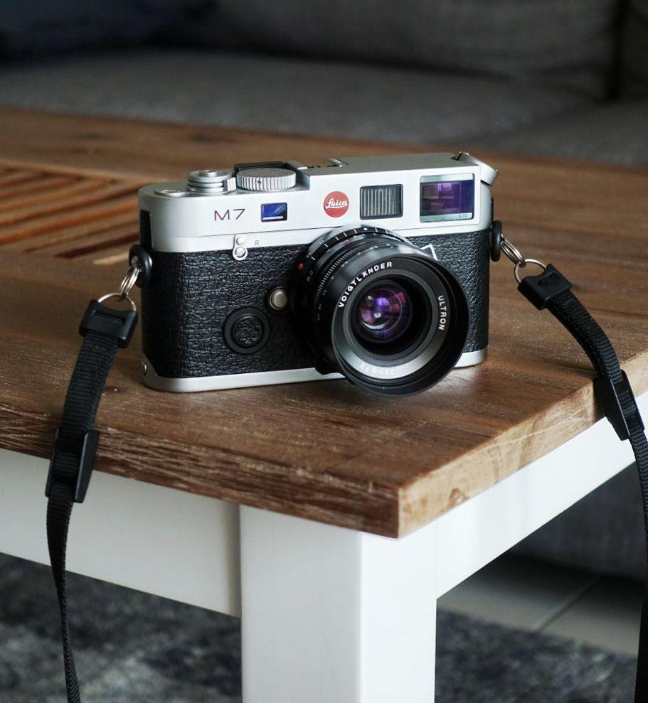 Leica M7 with Voigtländer 28mm F2 Ultron