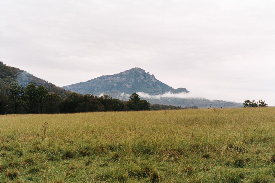 Mount Maroon.