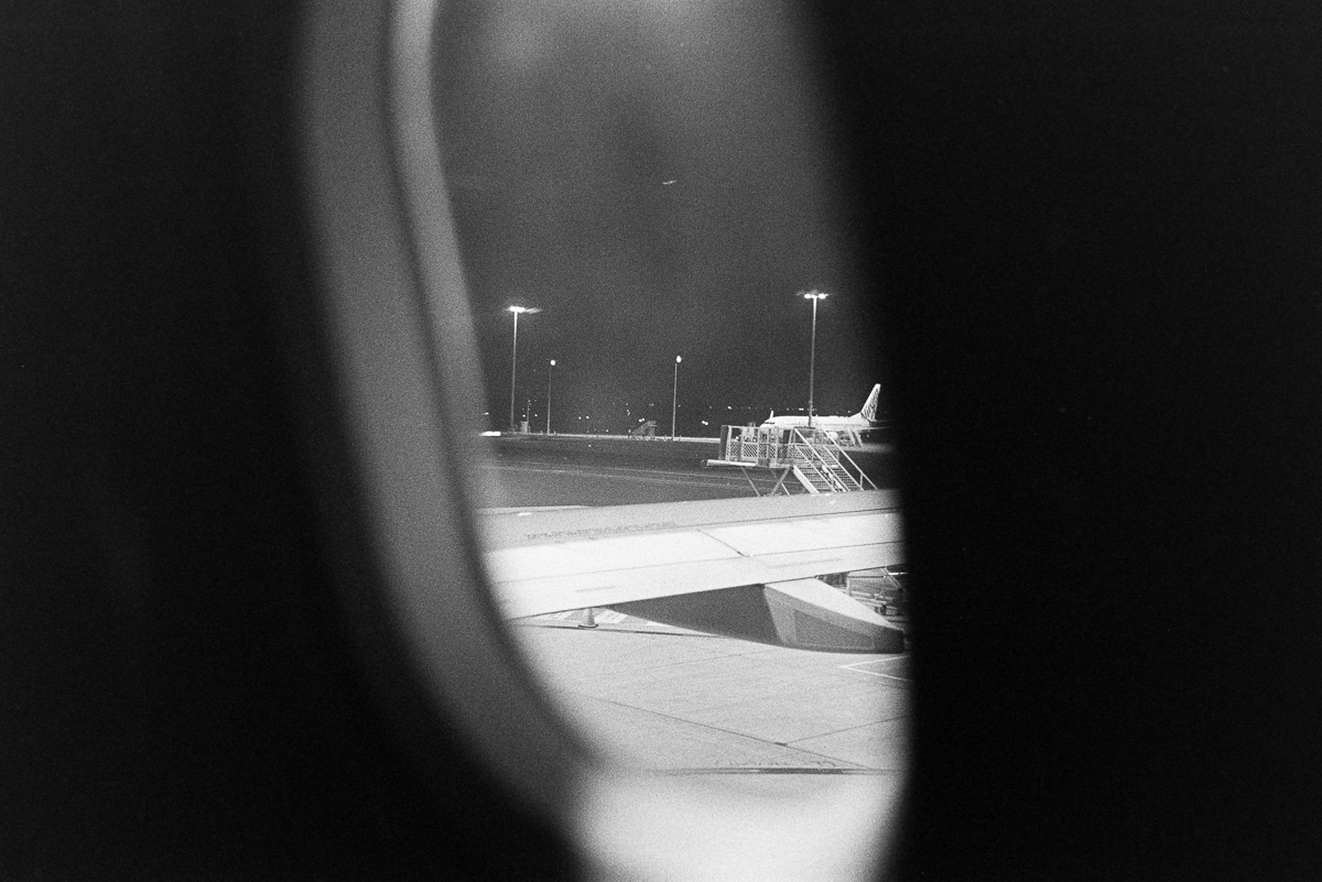 Leaving on a jet plane.