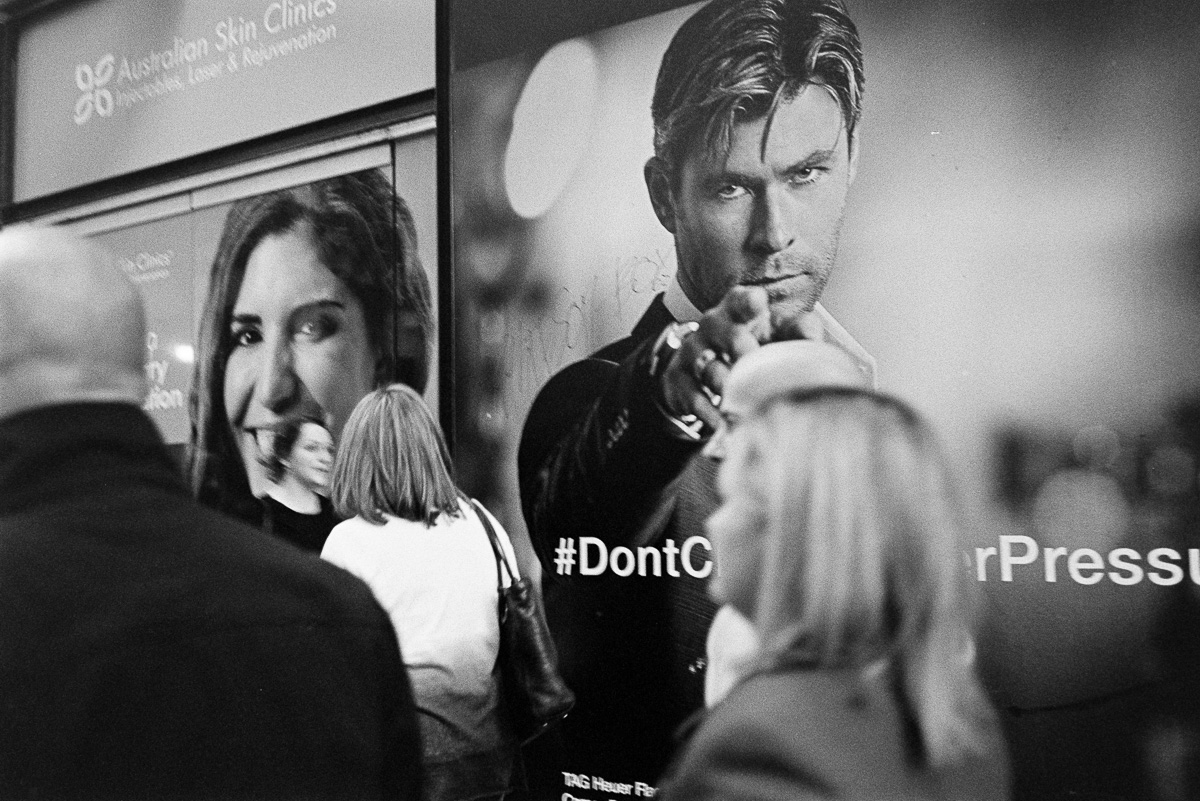Are you pointing to me, Chris Hemsworth??