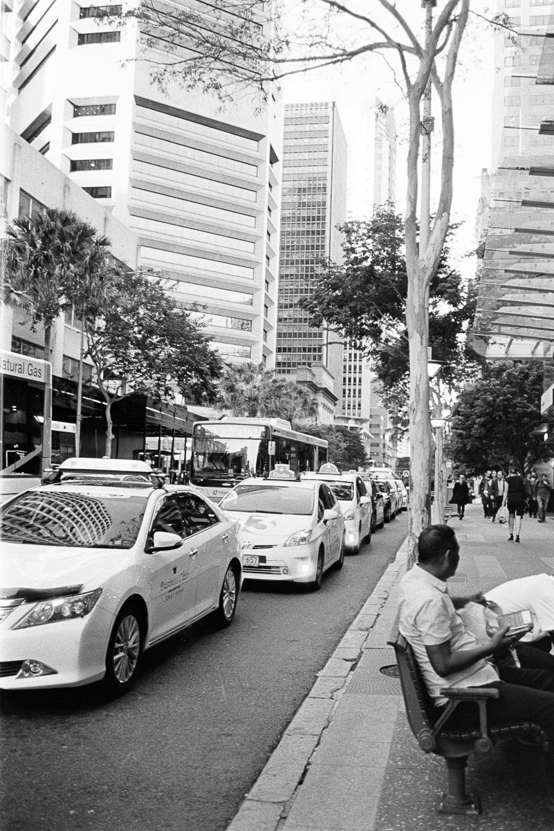 Cabs of Brisbane.