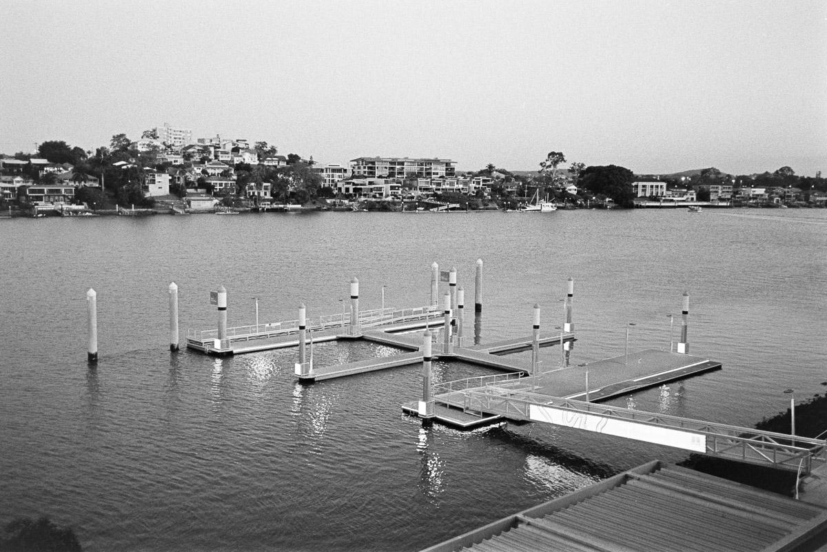 Wharf.