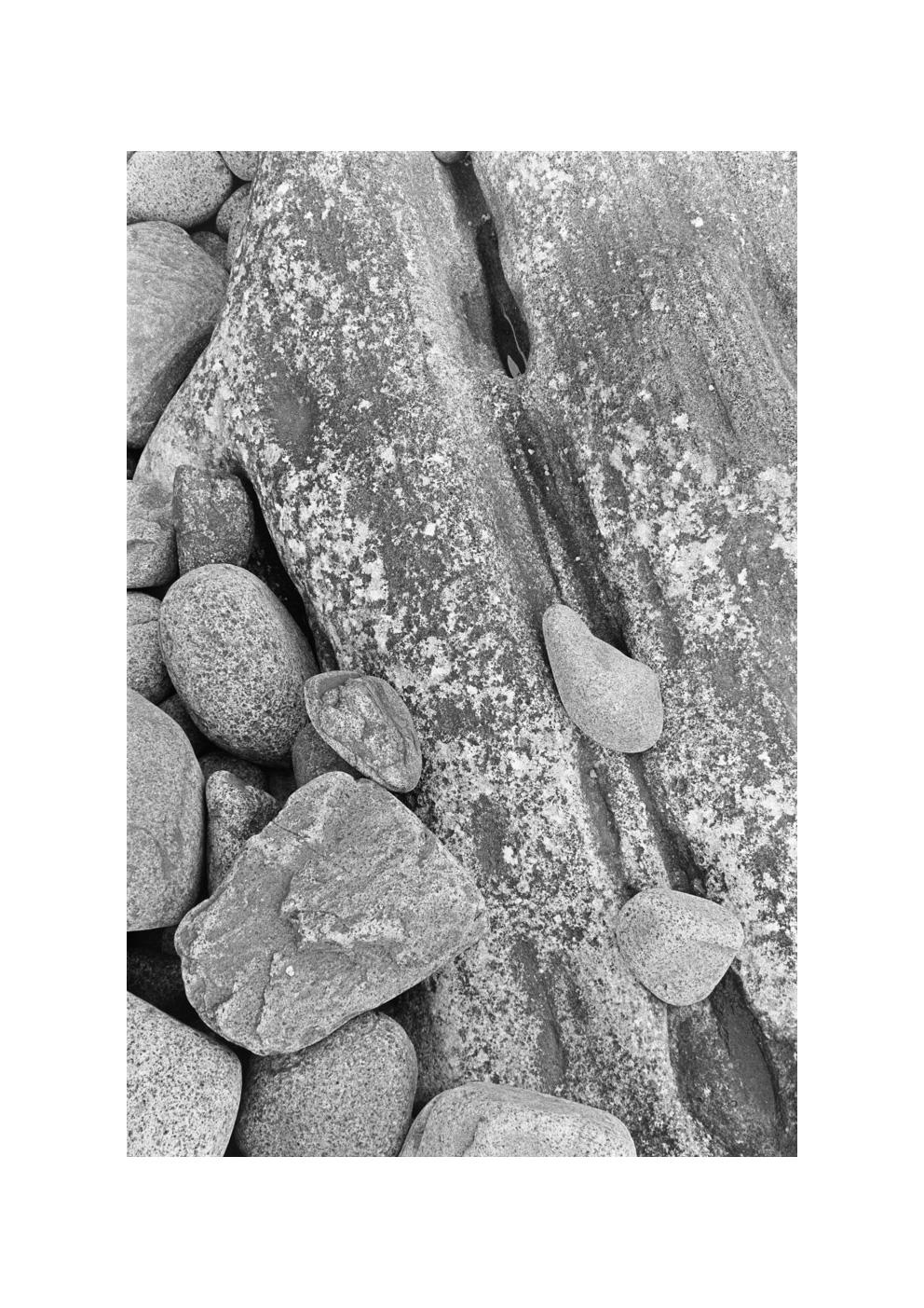 Rocks at Coolum