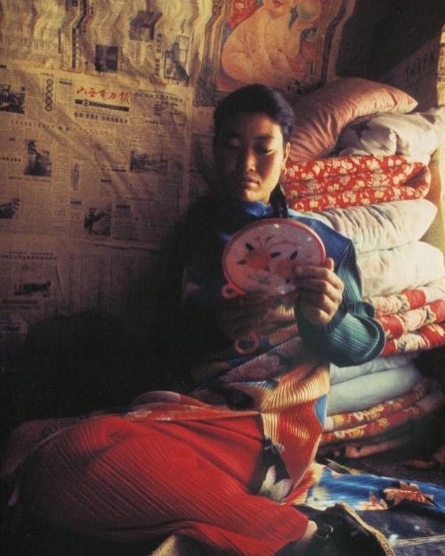 Yuriko Takagi, Issey Miyake, China