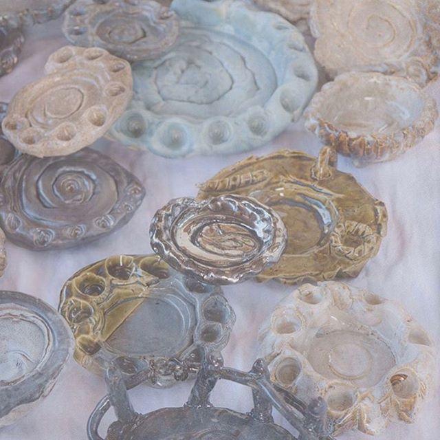 Ceramics by @sealalokollo ❣️