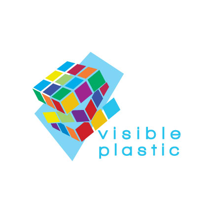Visible Plastic  a Industrial Paint Solution Company Logo