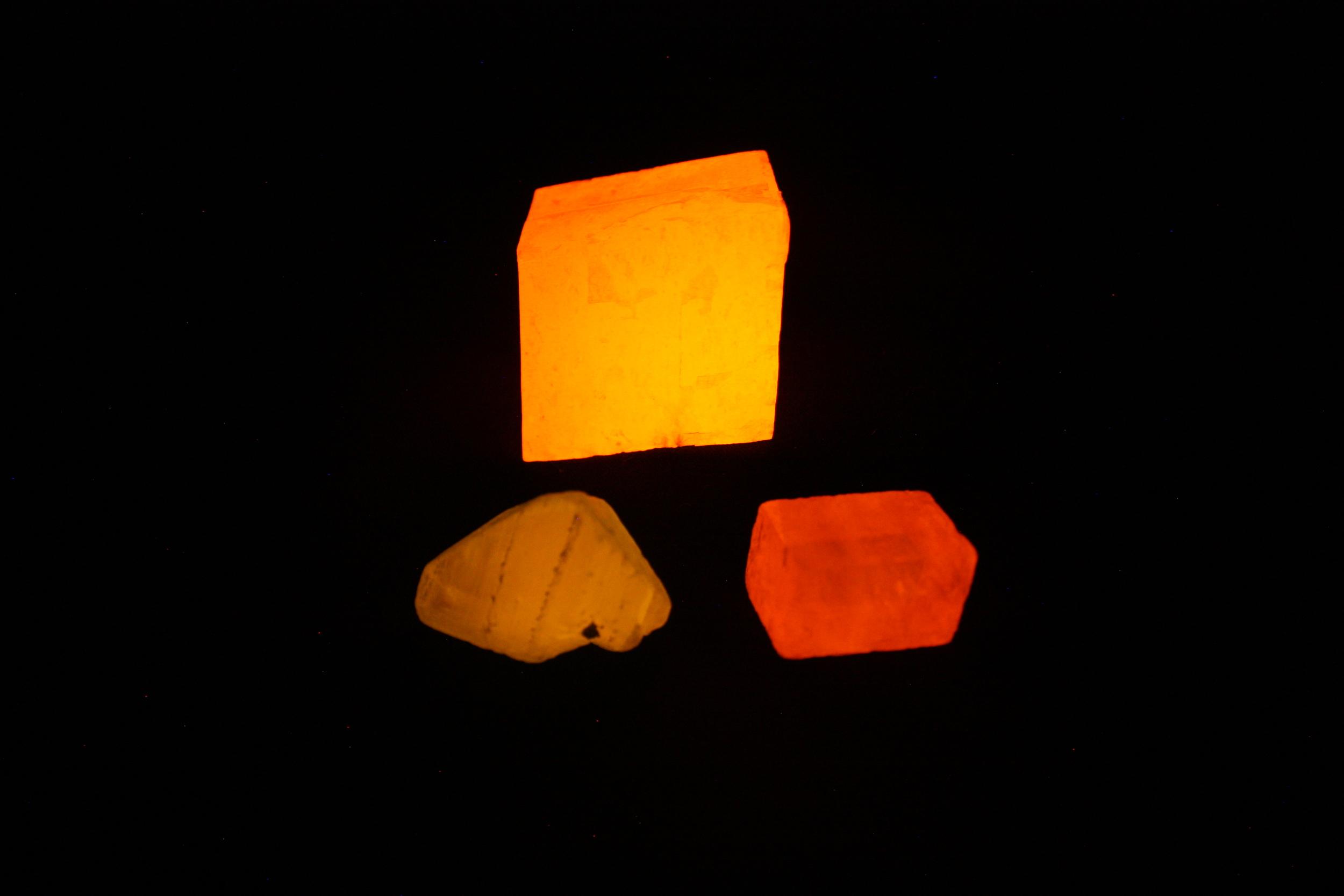 Room Temperature Thermoluminescence