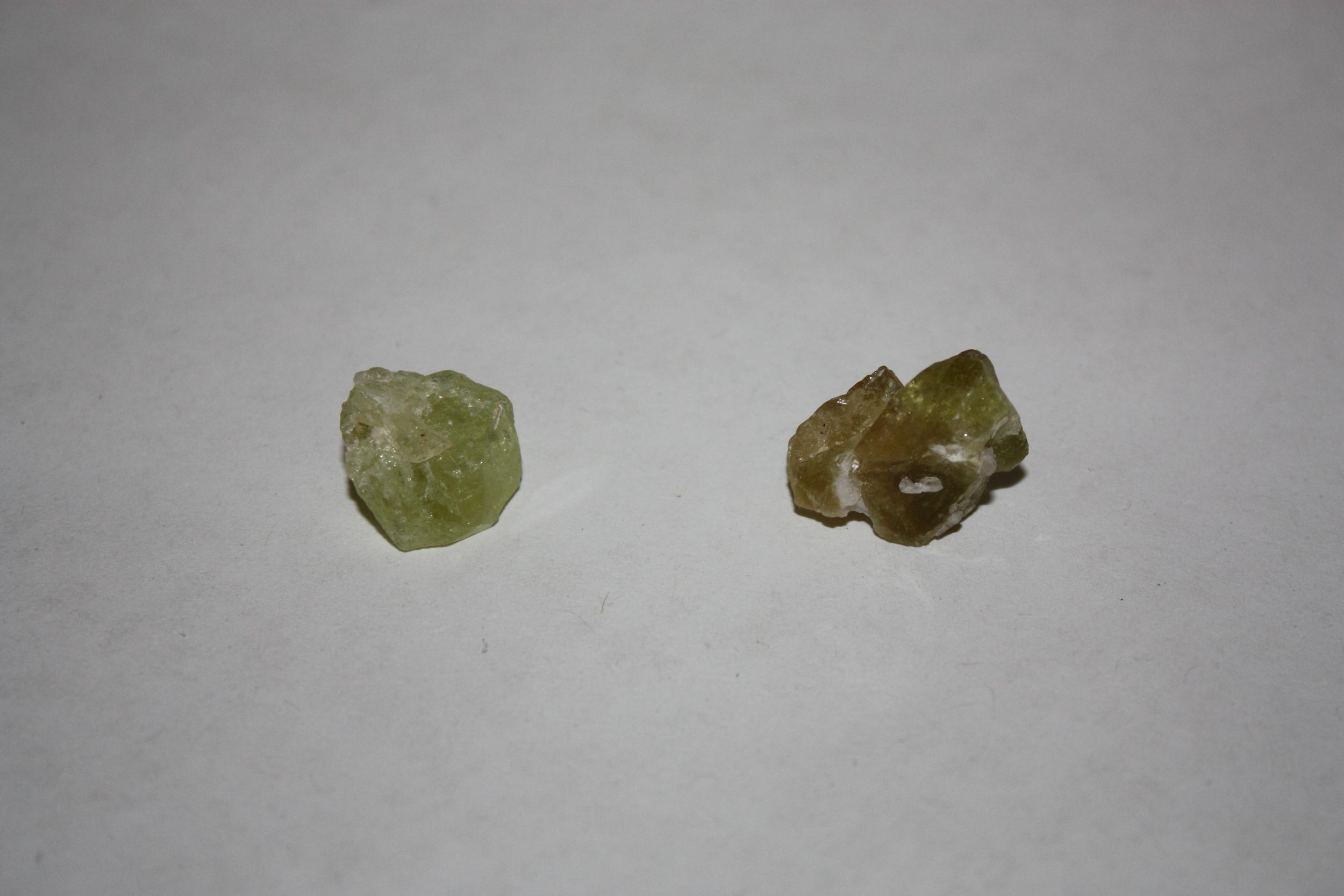 Brazilianite (  NaAl3(PO4)2(OH)4)