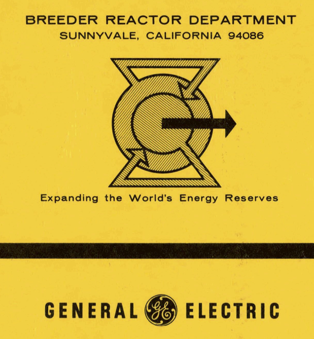 Logo from the GE division that designed and built SEFOR
