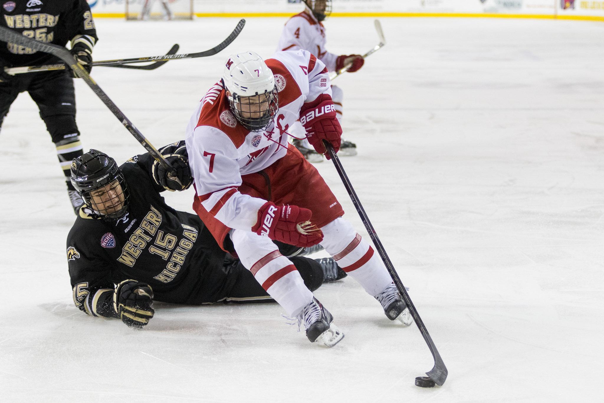 D5415 Hockey vs. Western Michigan