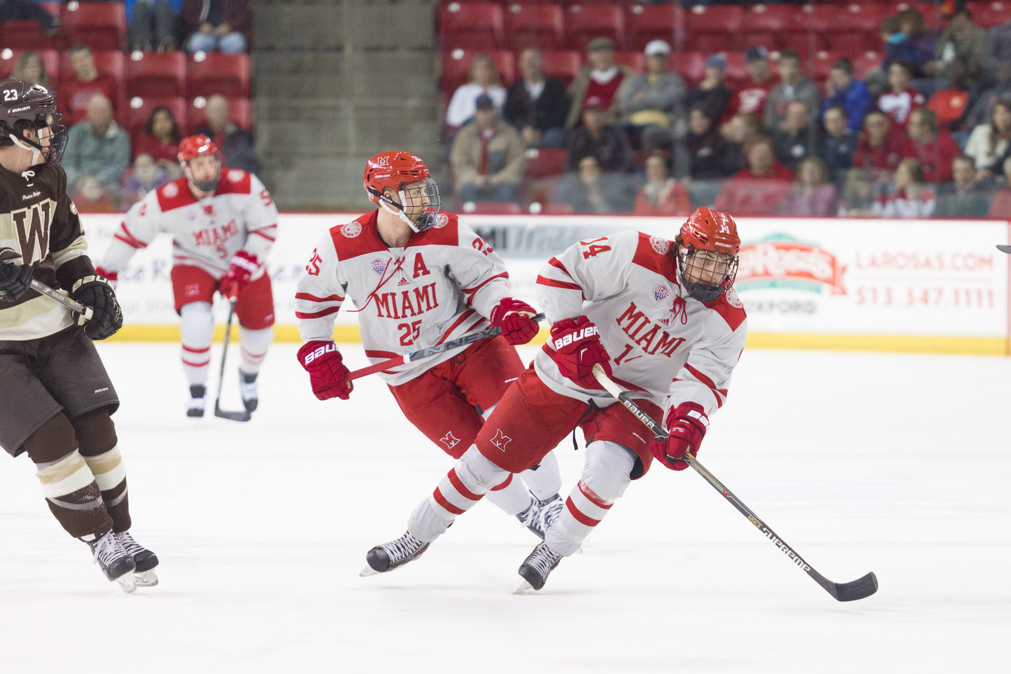 D8615 Hockey vs Western Michigan