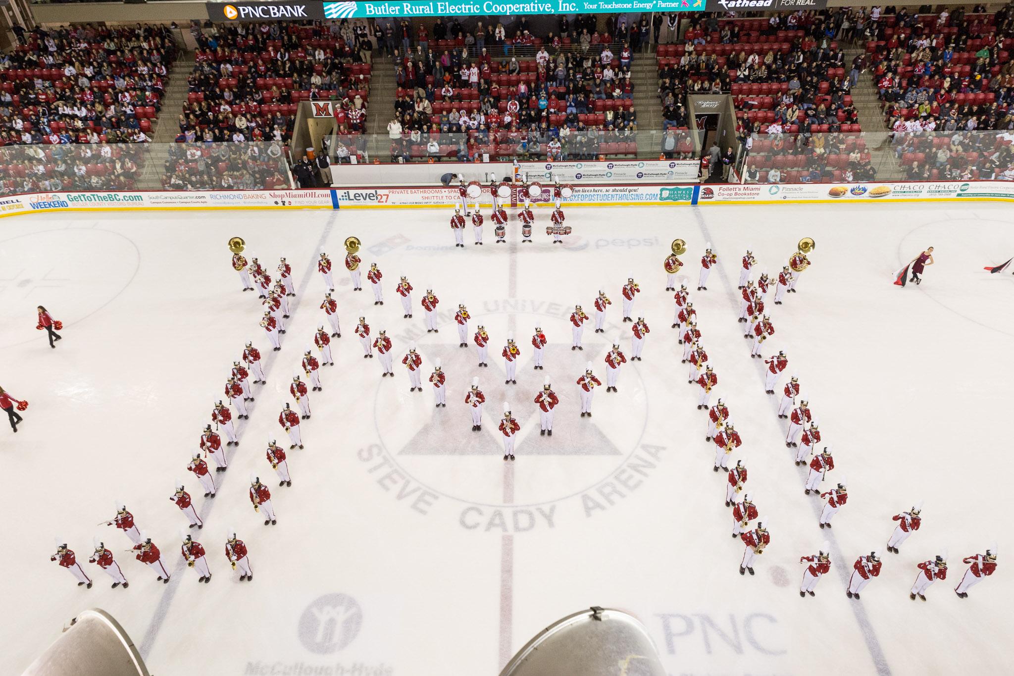D5615 Hockey vs Nebraska-Omaha