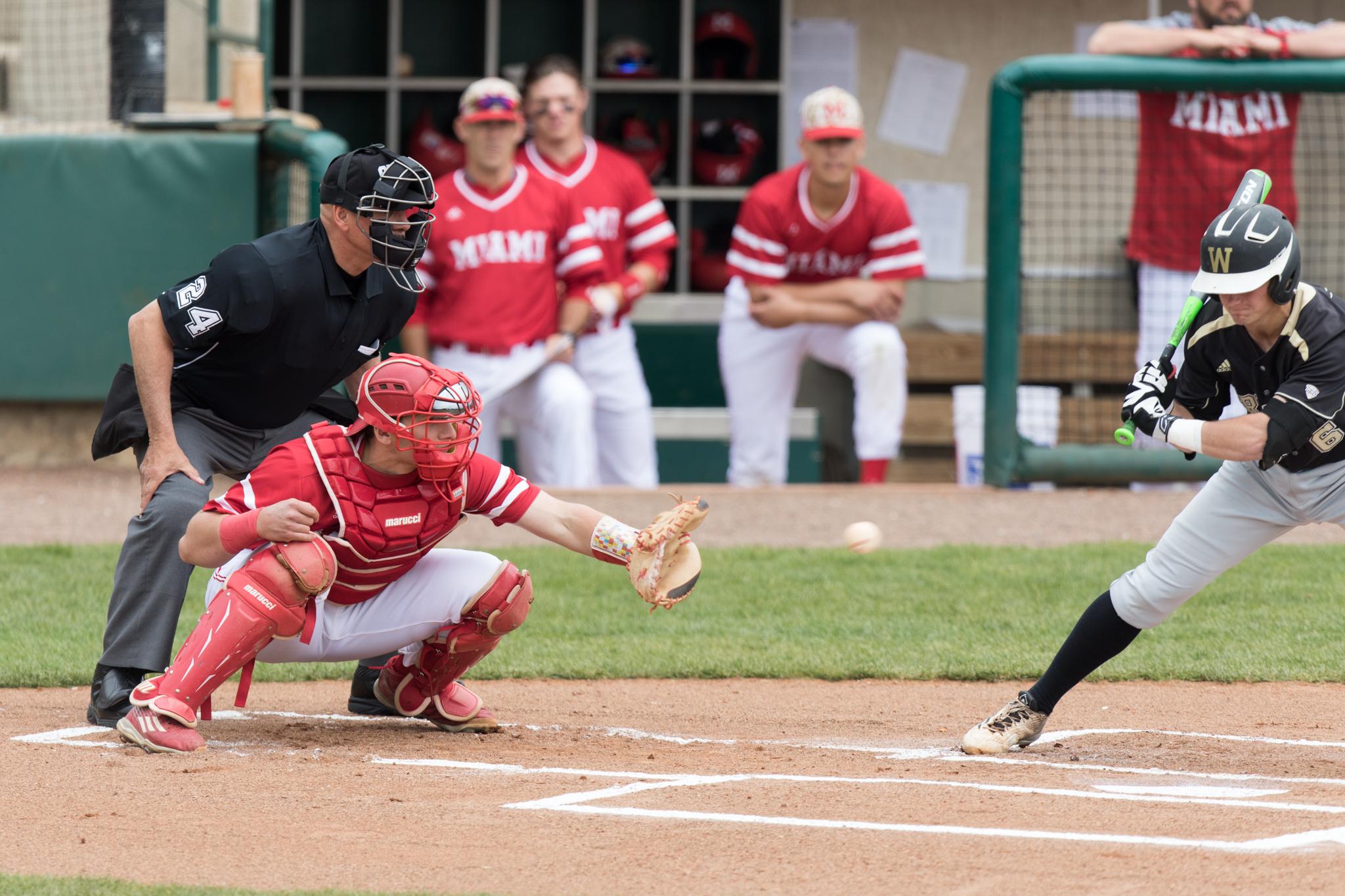 D9316 Baseball vs Western Michigan