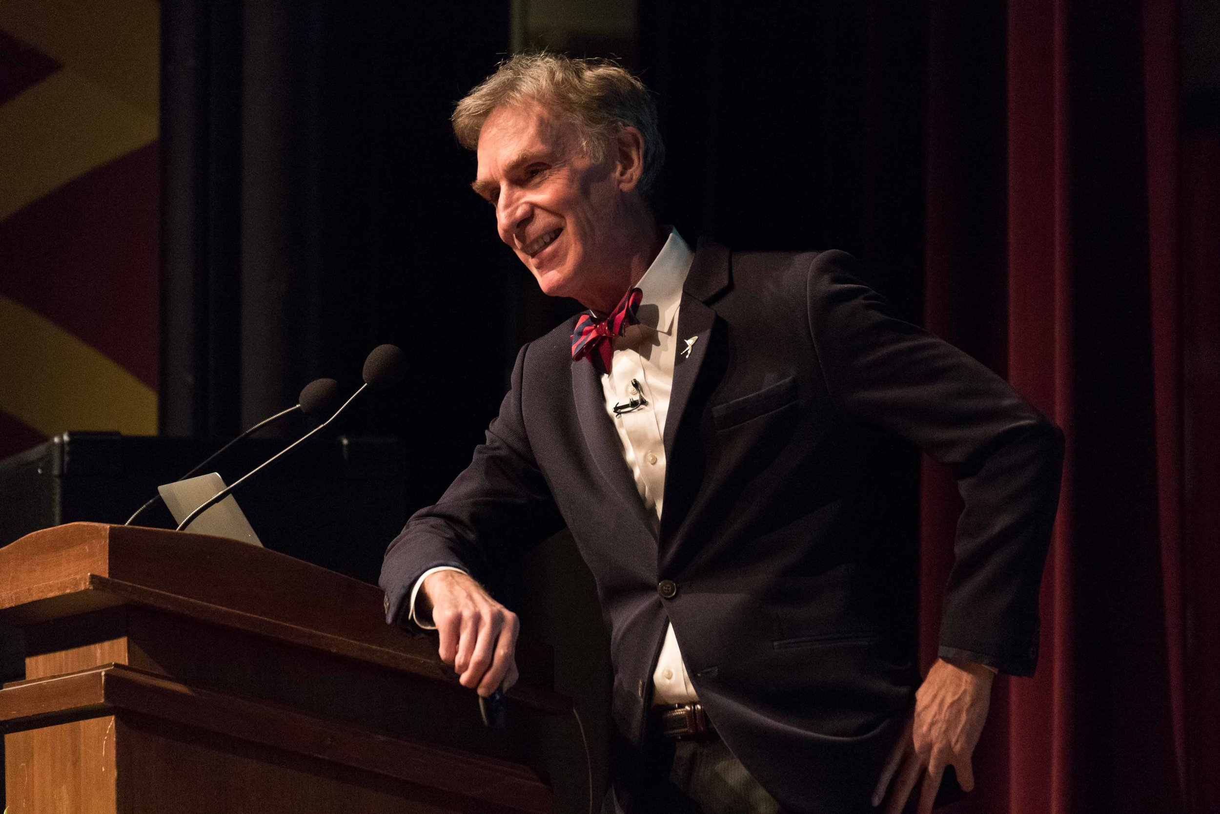 S1217 Bill Nye Lecture