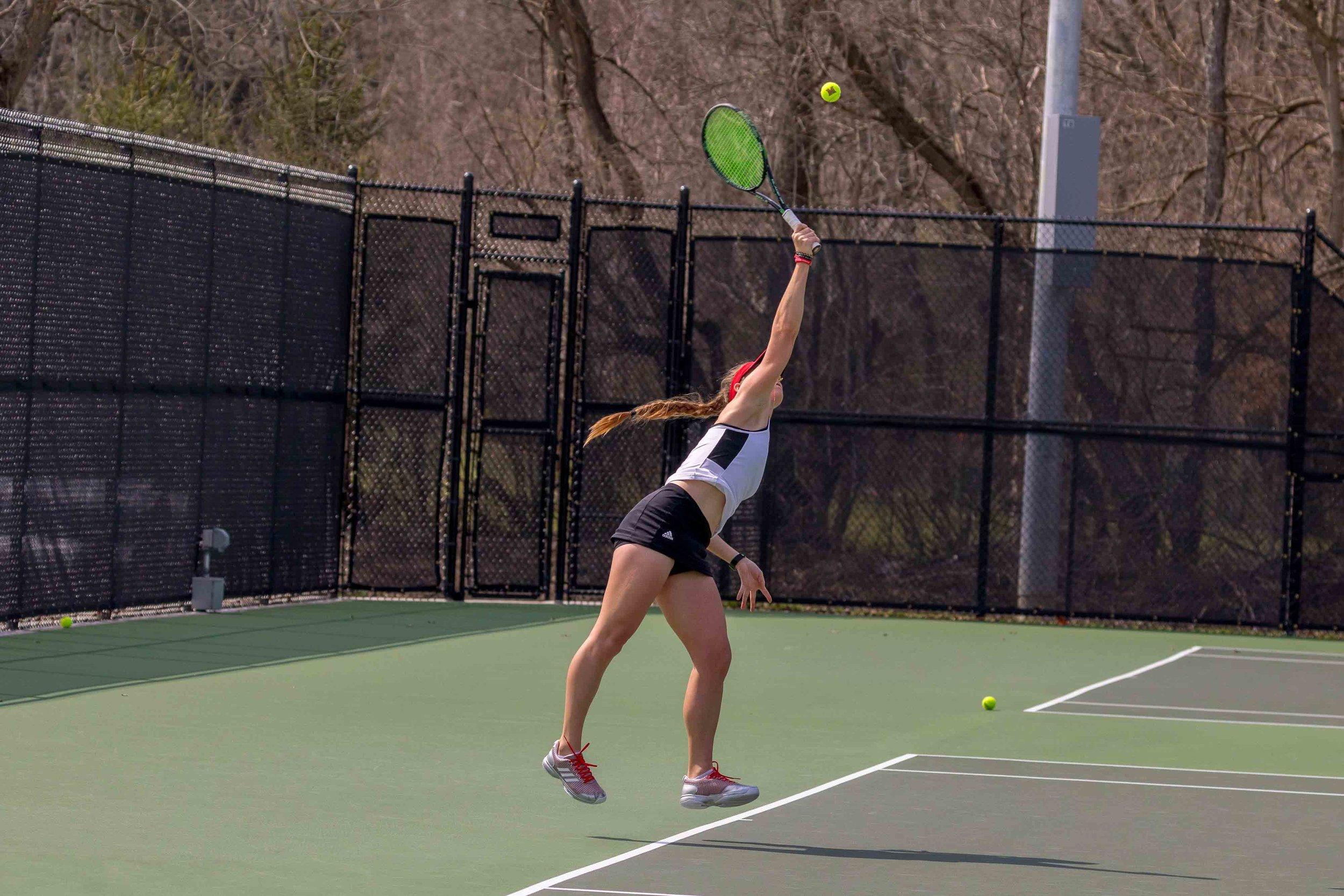 D10617 Tennis vs NIU