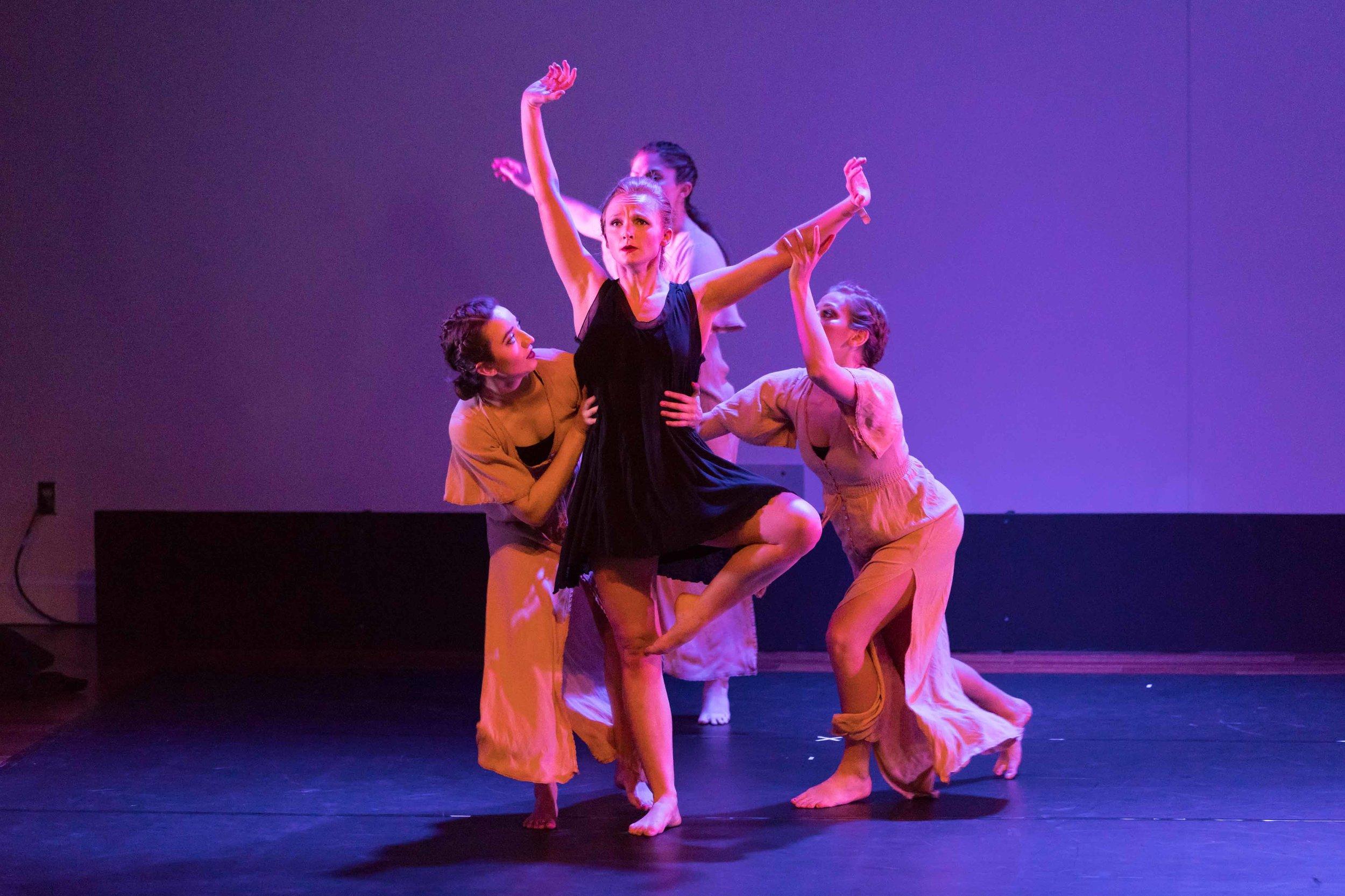 Q1118 Dance Theatre Winter Concert