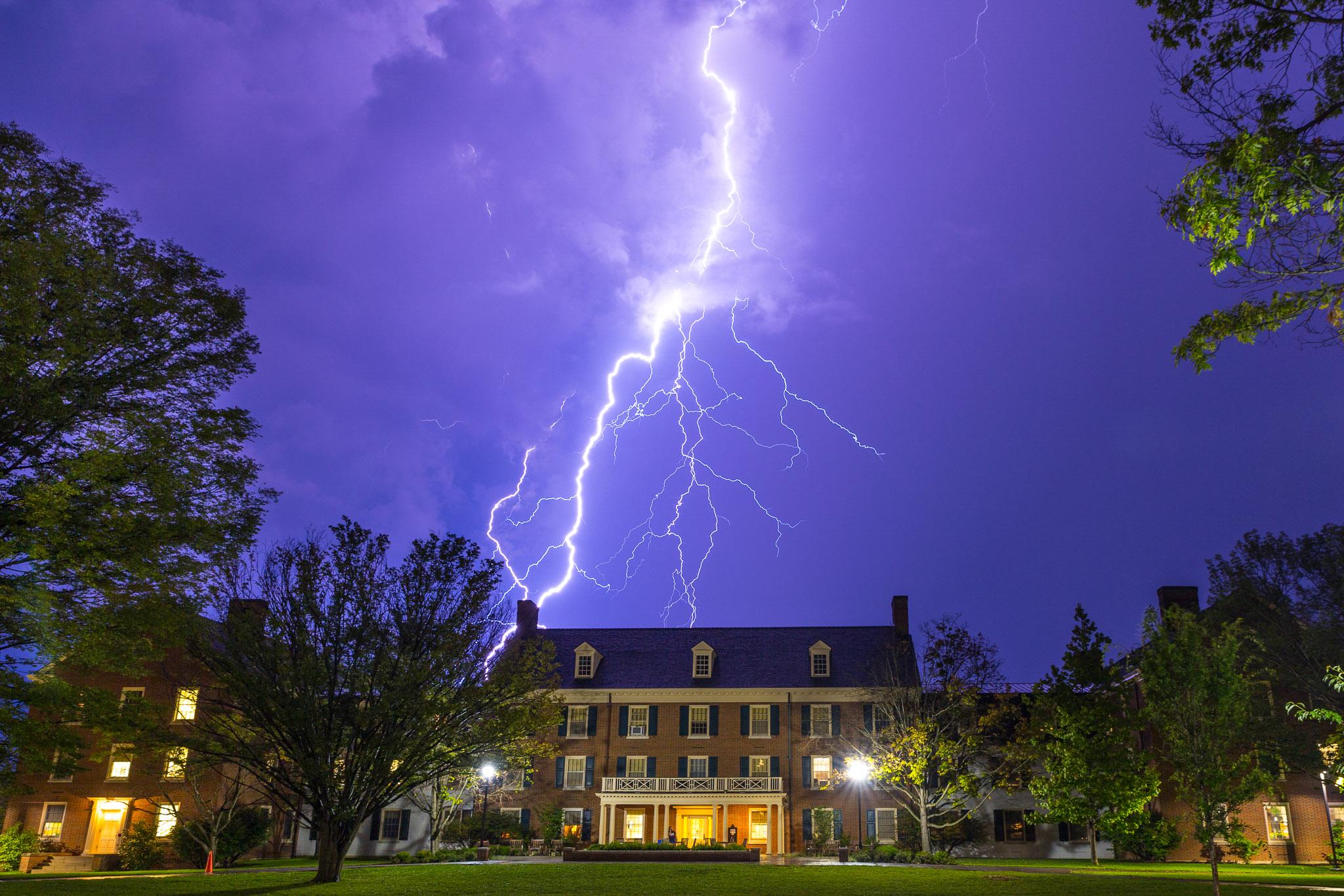 Lightning Tappan