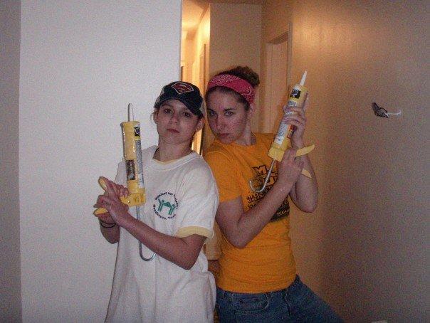 Charlie's Caulk Angels