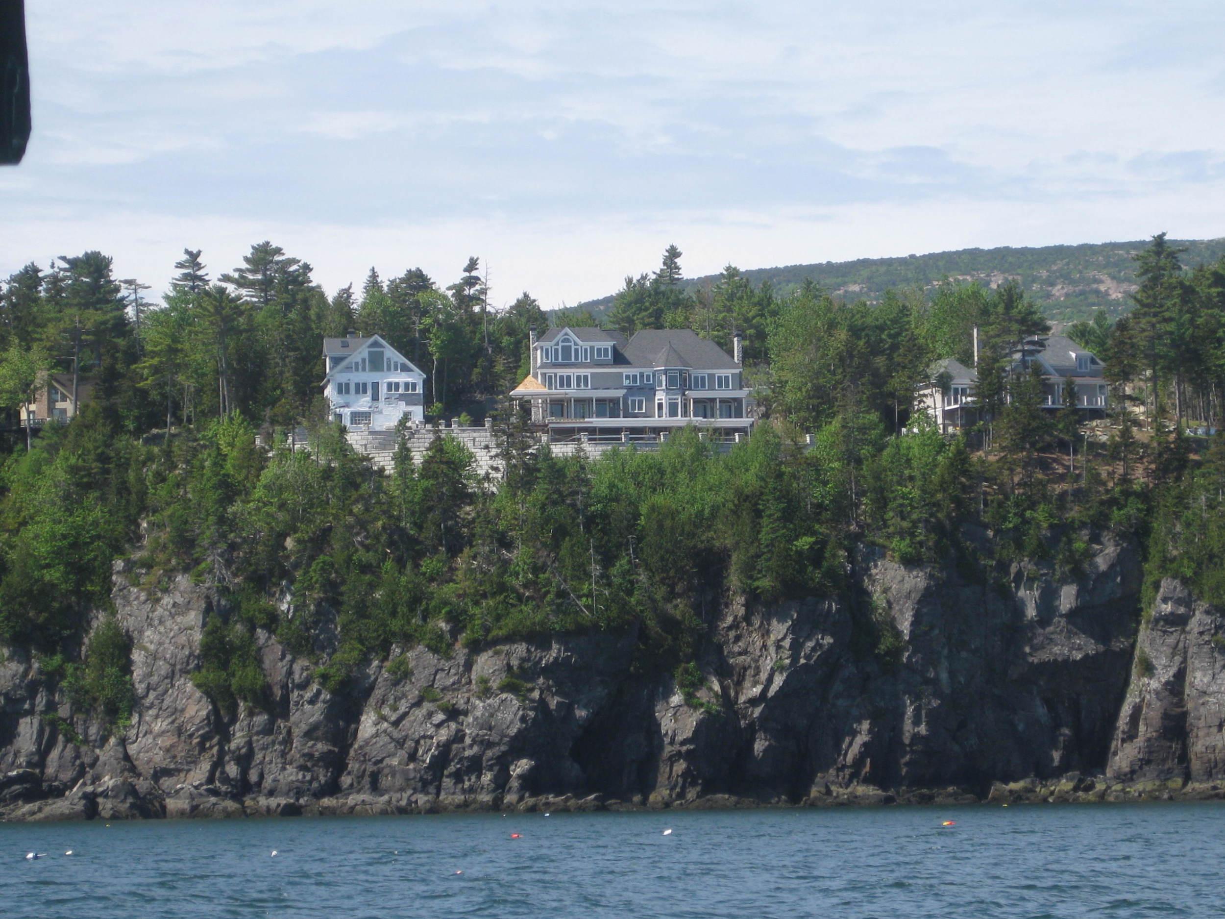 """Bar Harbor's """"Cottage"""""""