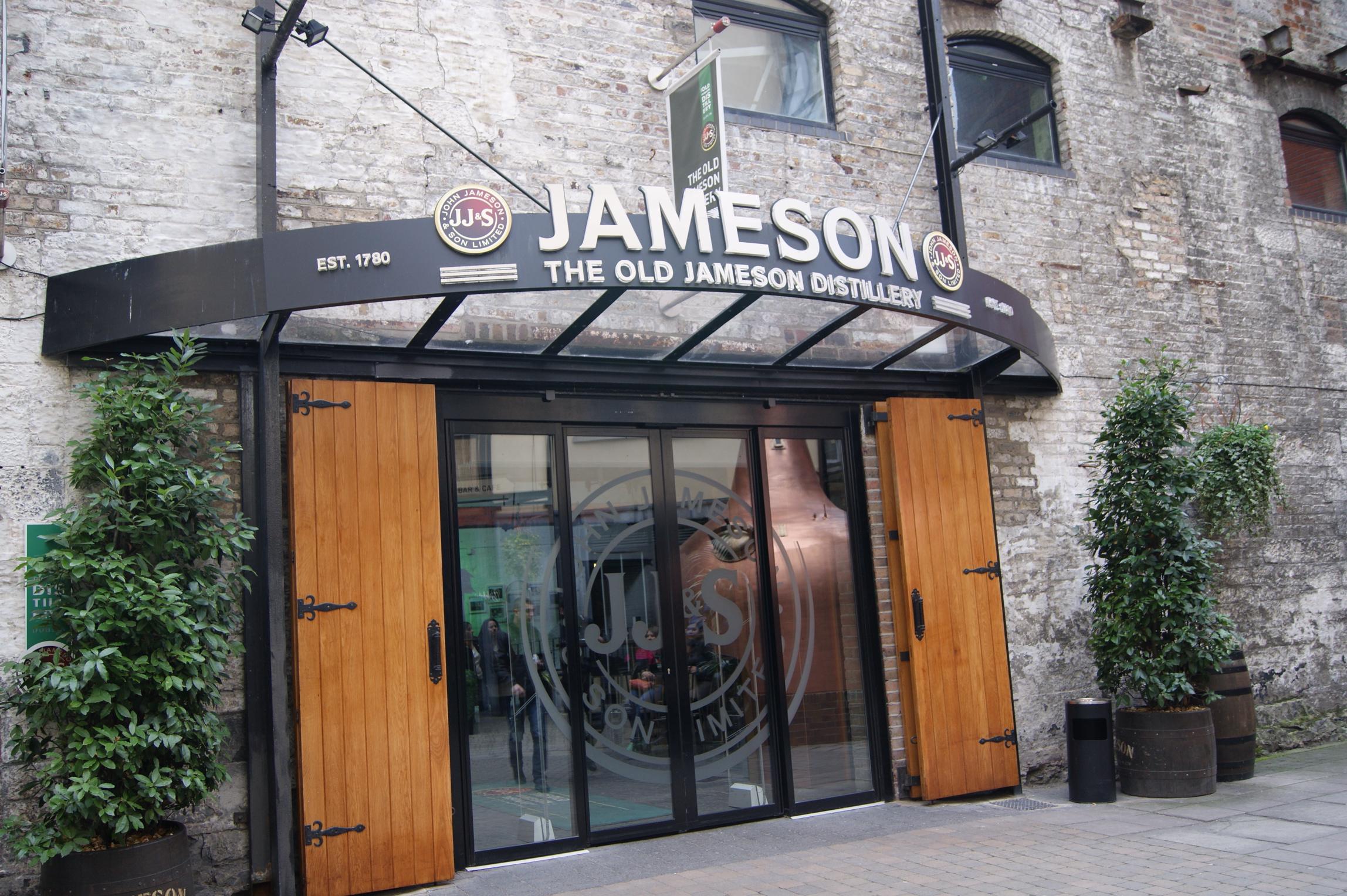 Jameson's Distillery