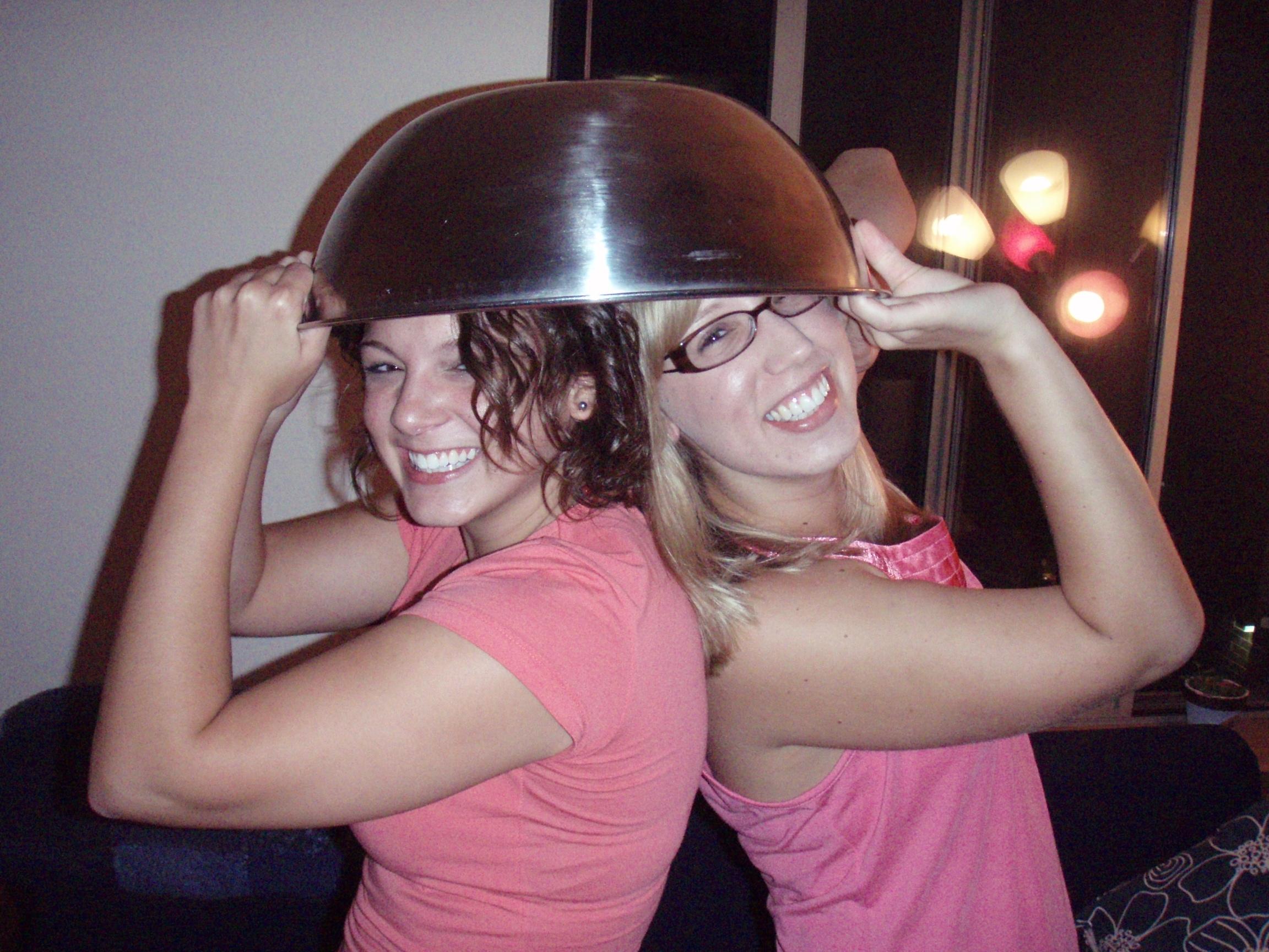 The beloved big bowl of Apt. #475, 2008