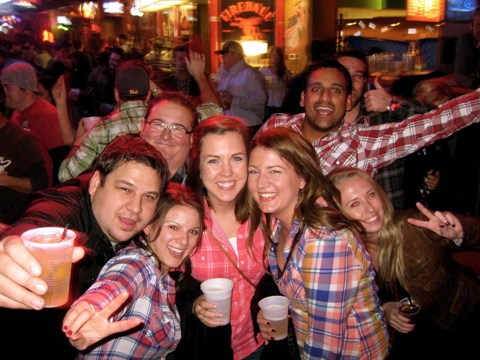 Friends in Nashville