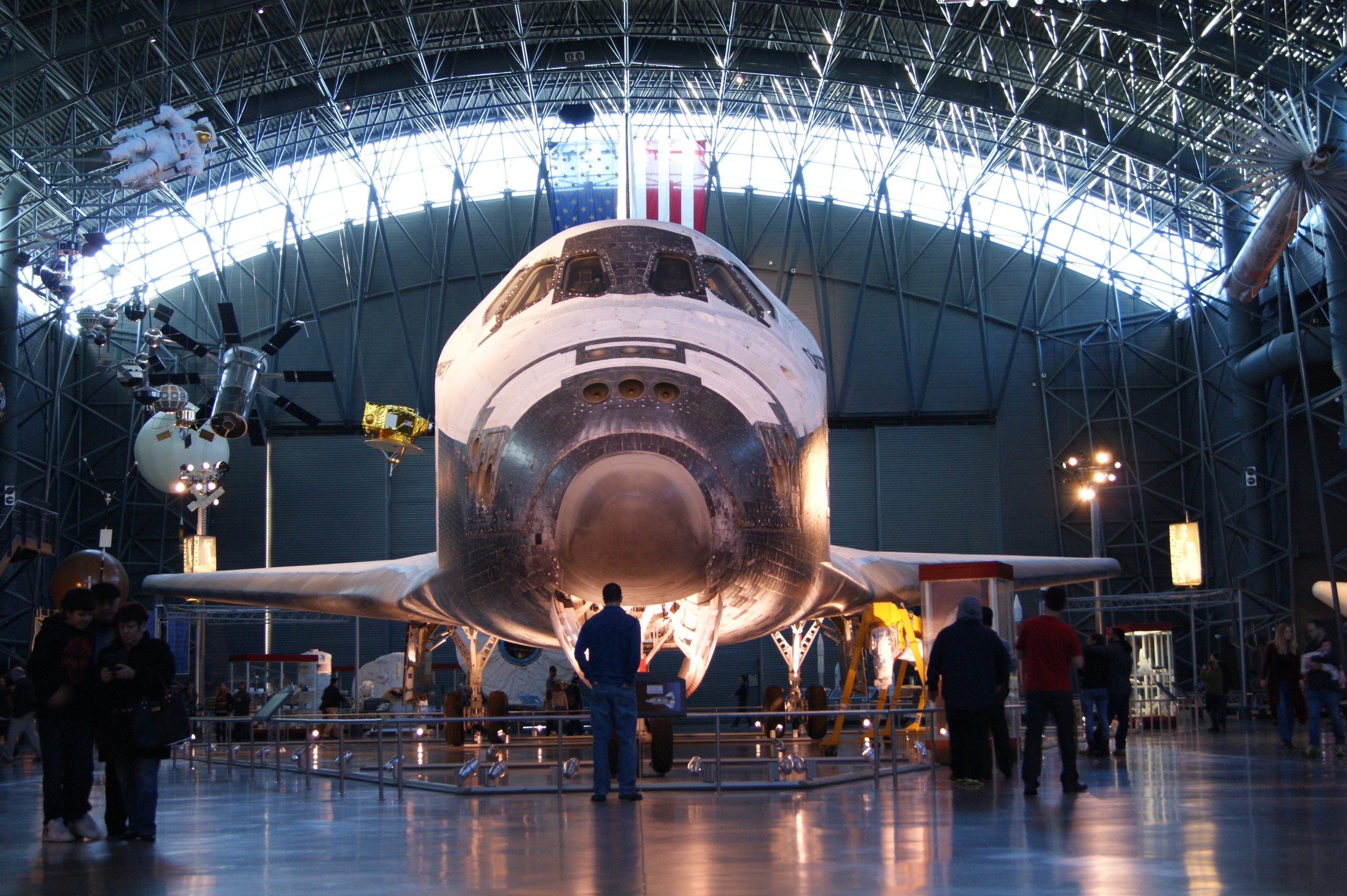 Space Shuttles!