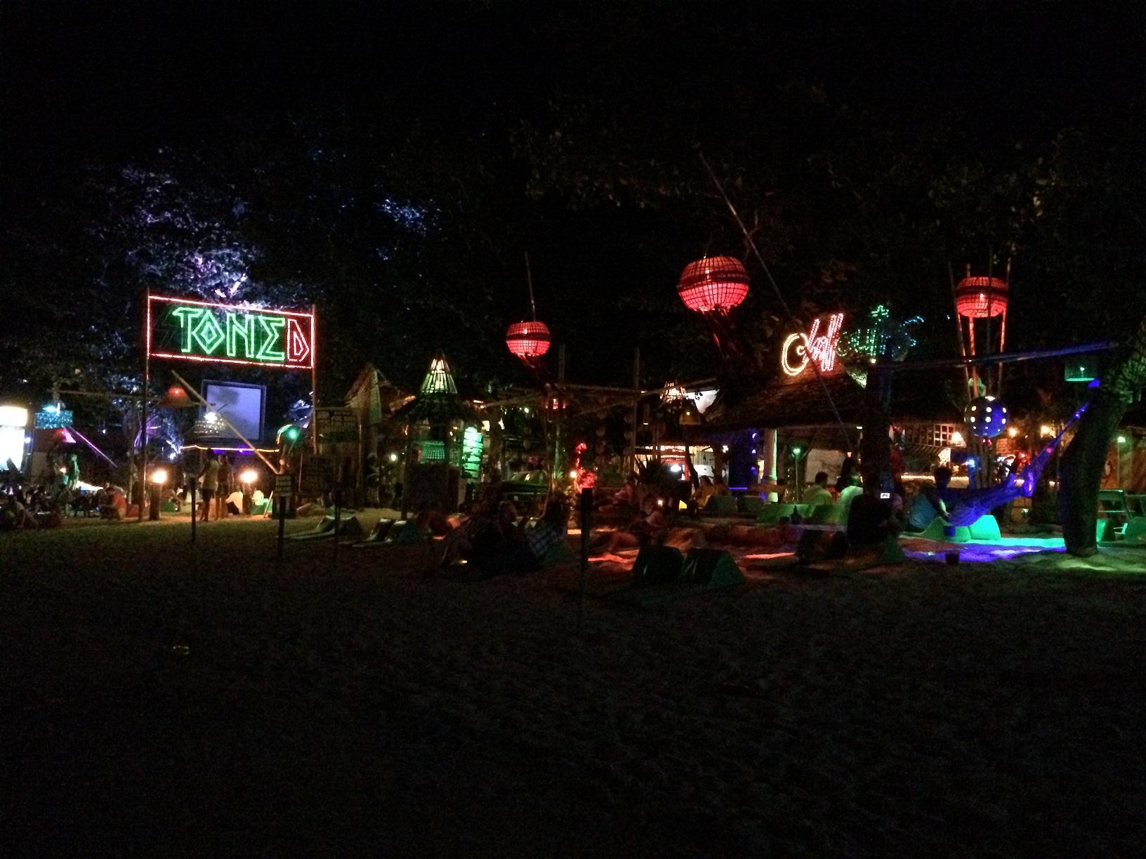 Nightlife on Koh Phi Phi