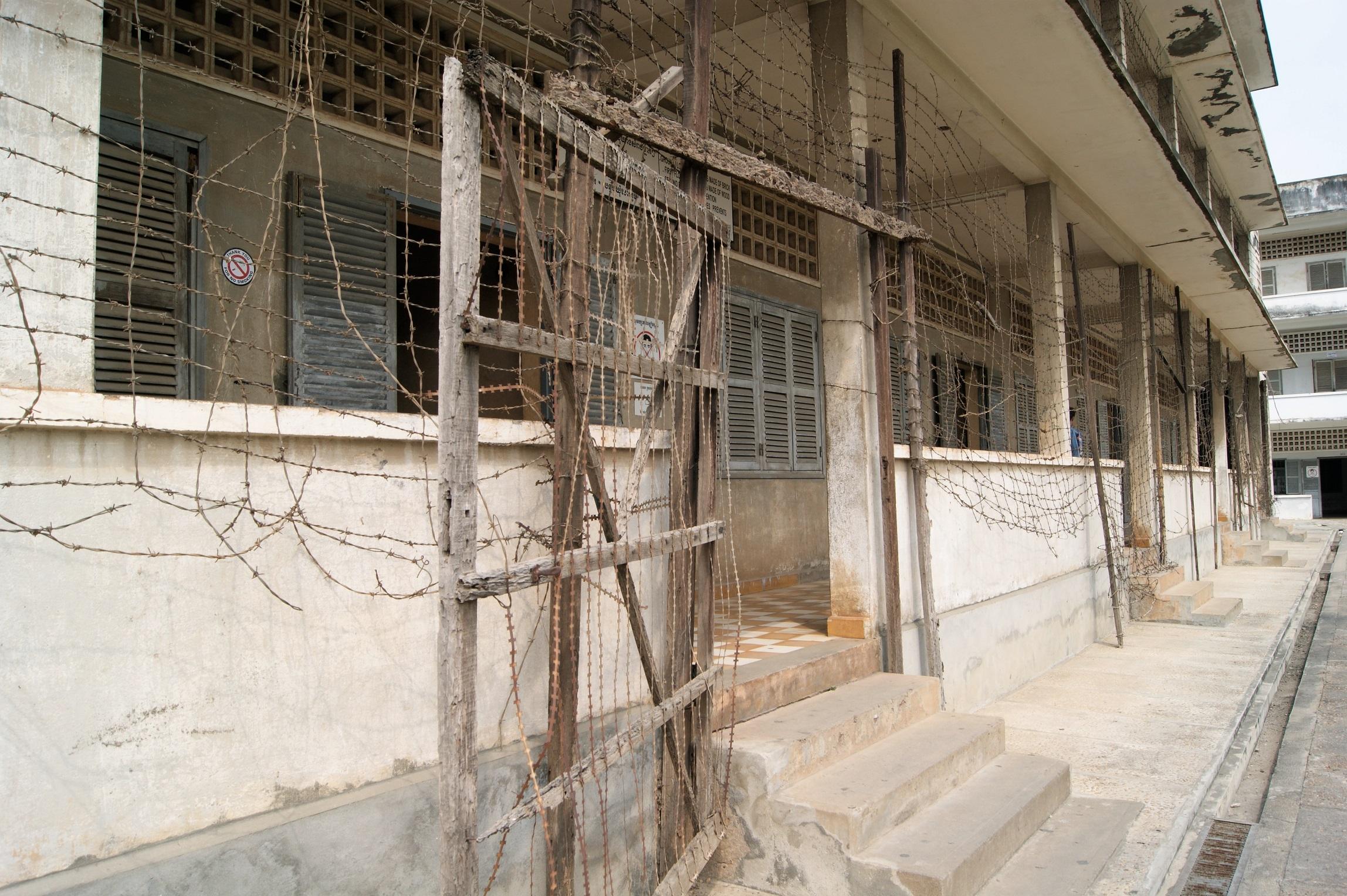 S-21, or Tuol Sleng prison