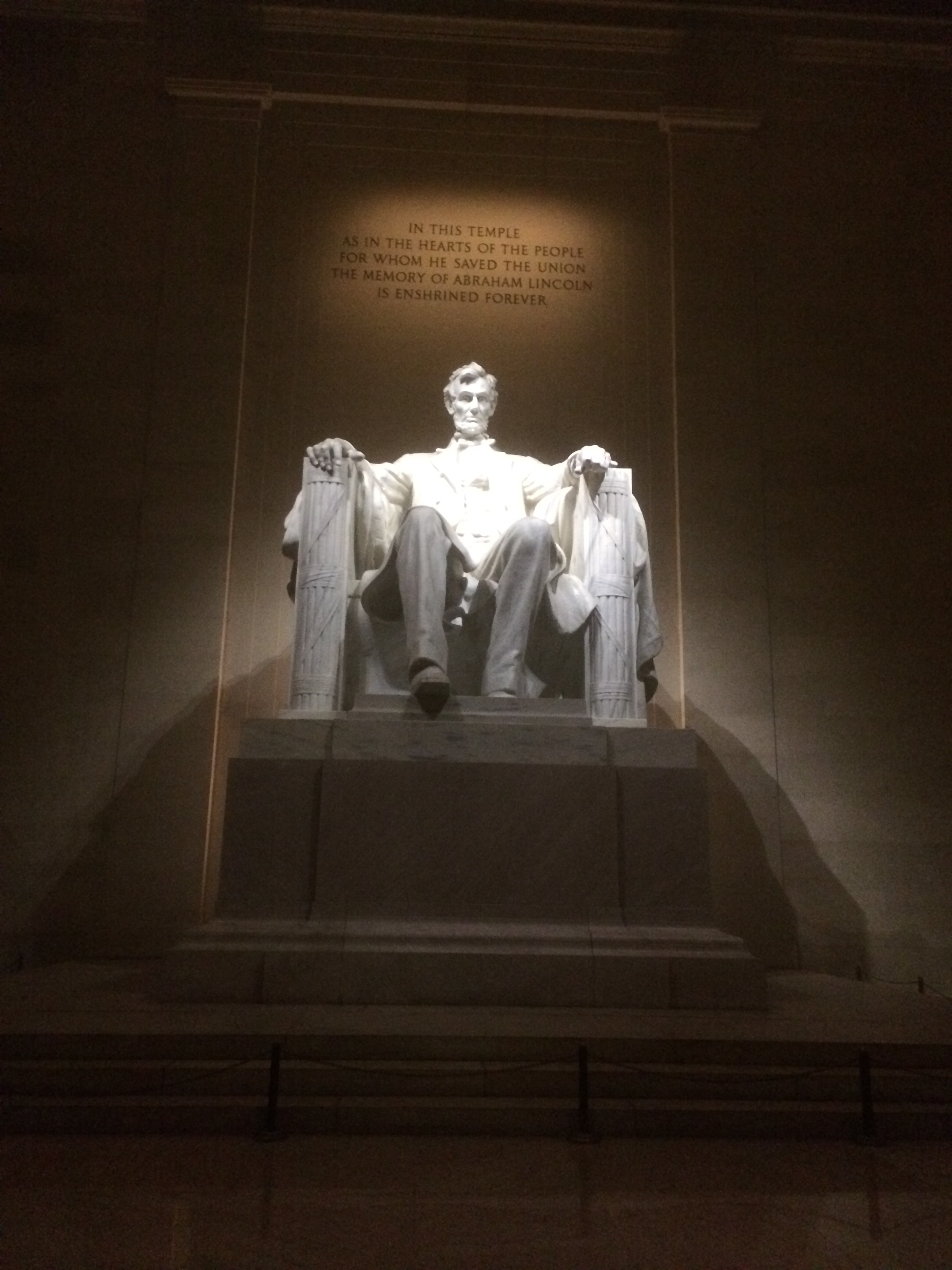 Stately Lincoln