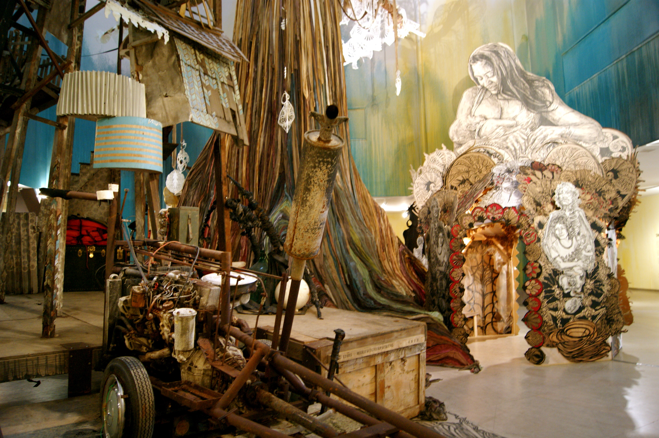 Swoon: Submerged Mortherlands