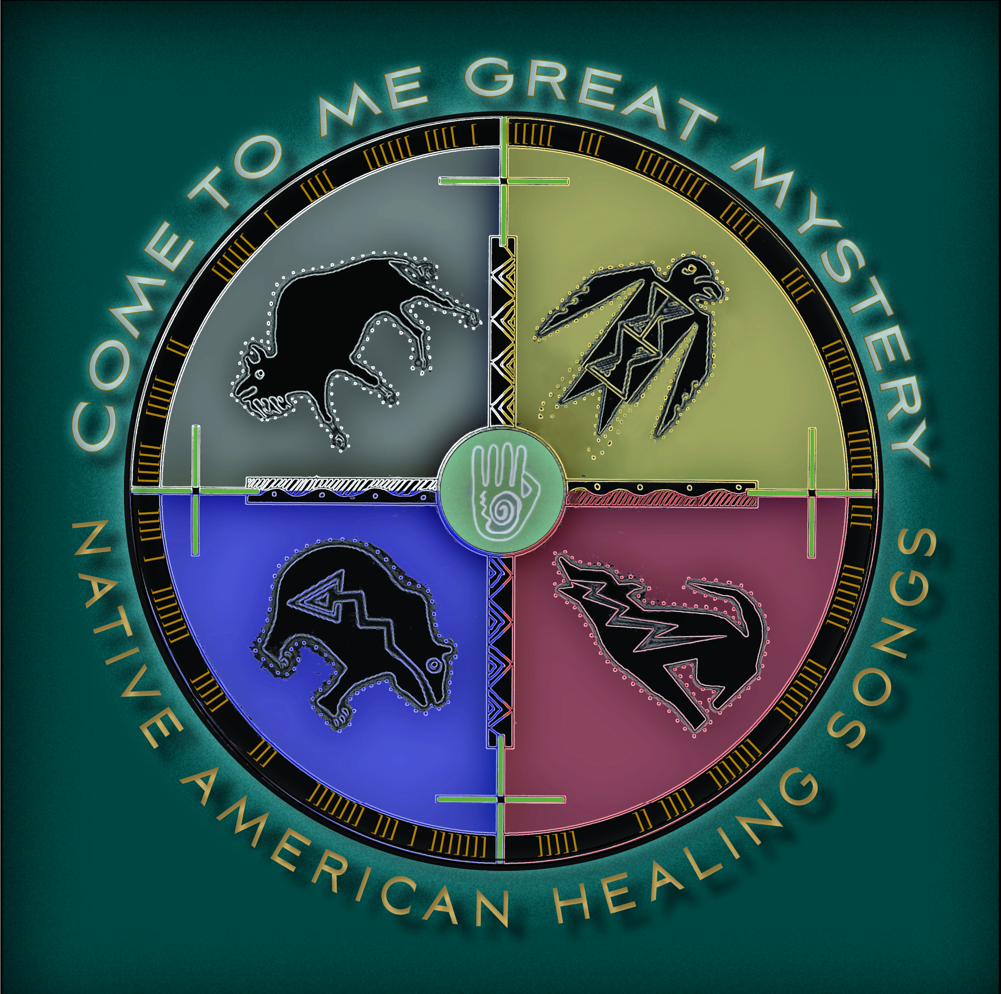 The Grammy Award-winning collection of Native American healing songs from Tom Wasinger