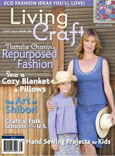 Living Crafts Magazine