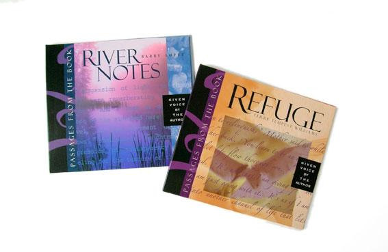 River Notes & Refuge CDs