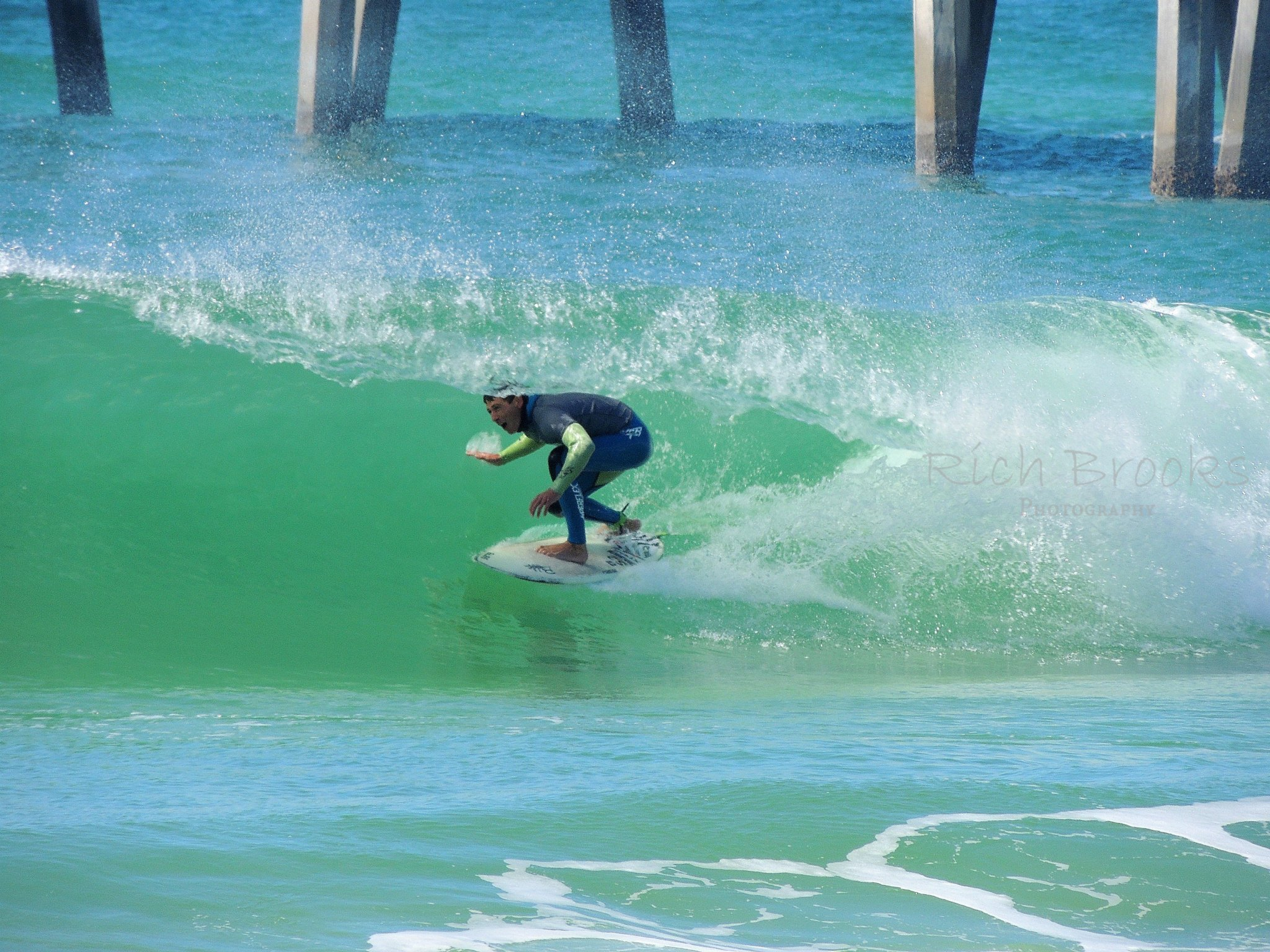 This shot of Matt Zimmer in Panama City Beach, FL is the shot that really started everything for me.