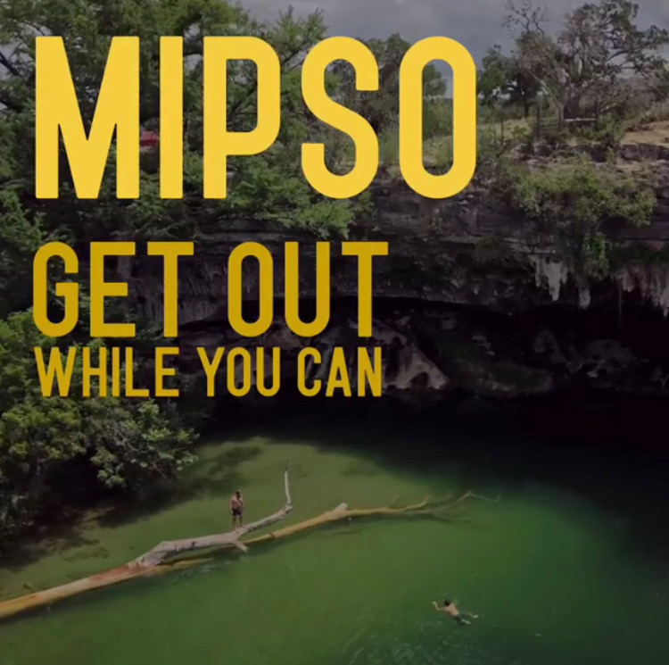 "Mipso - ""Get Out While You Can"" (single)"