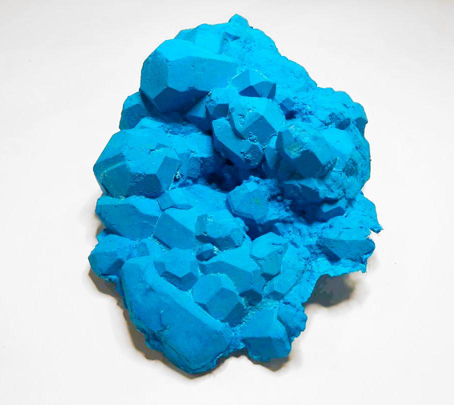 BLUE HANKSITE