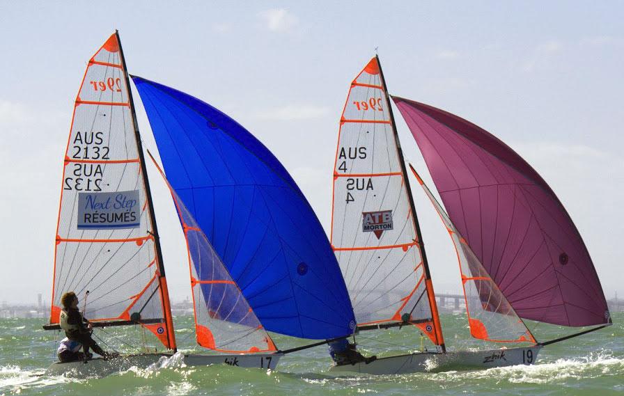 Branding on Sails