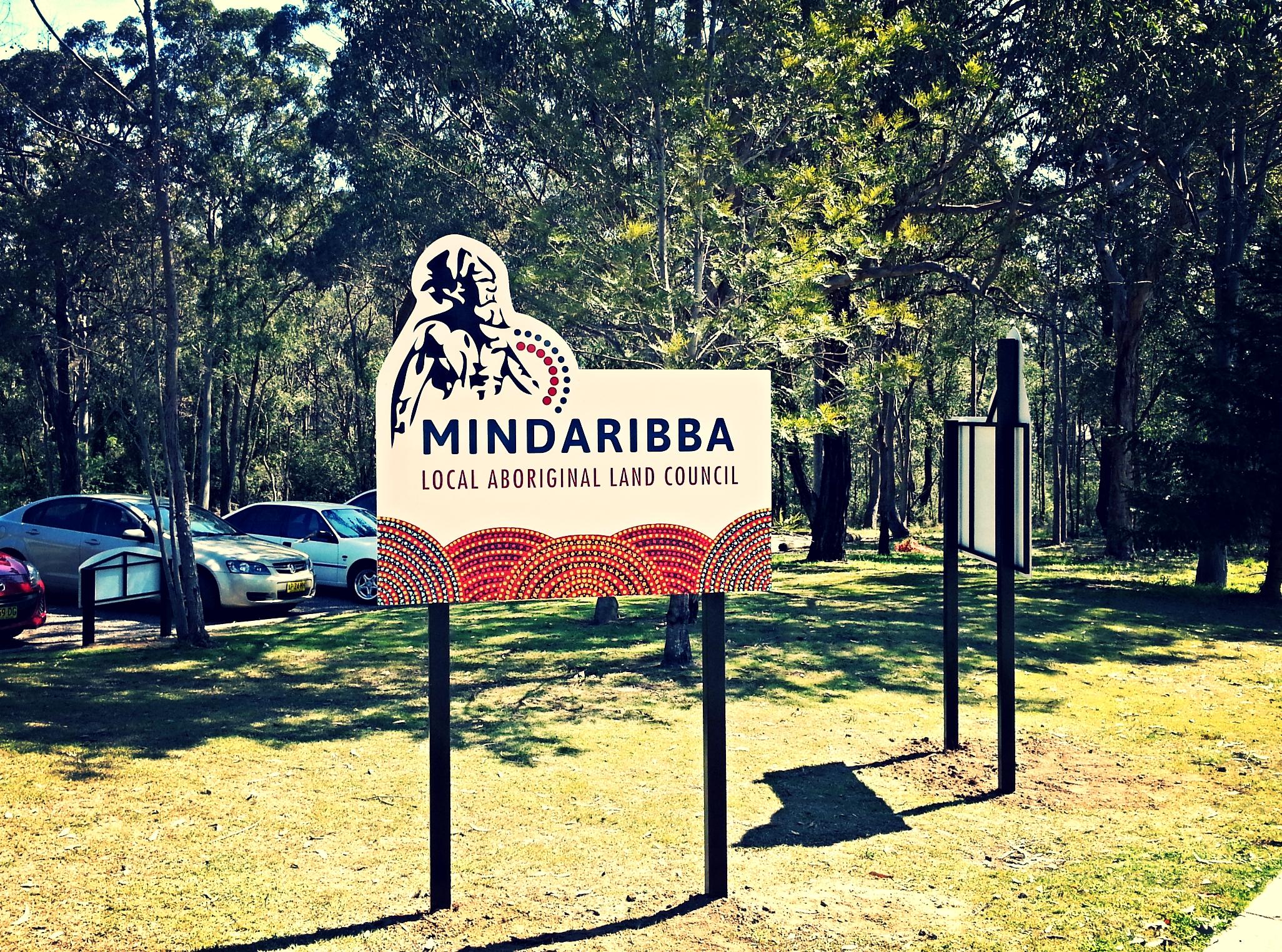 Mindaribba Signage