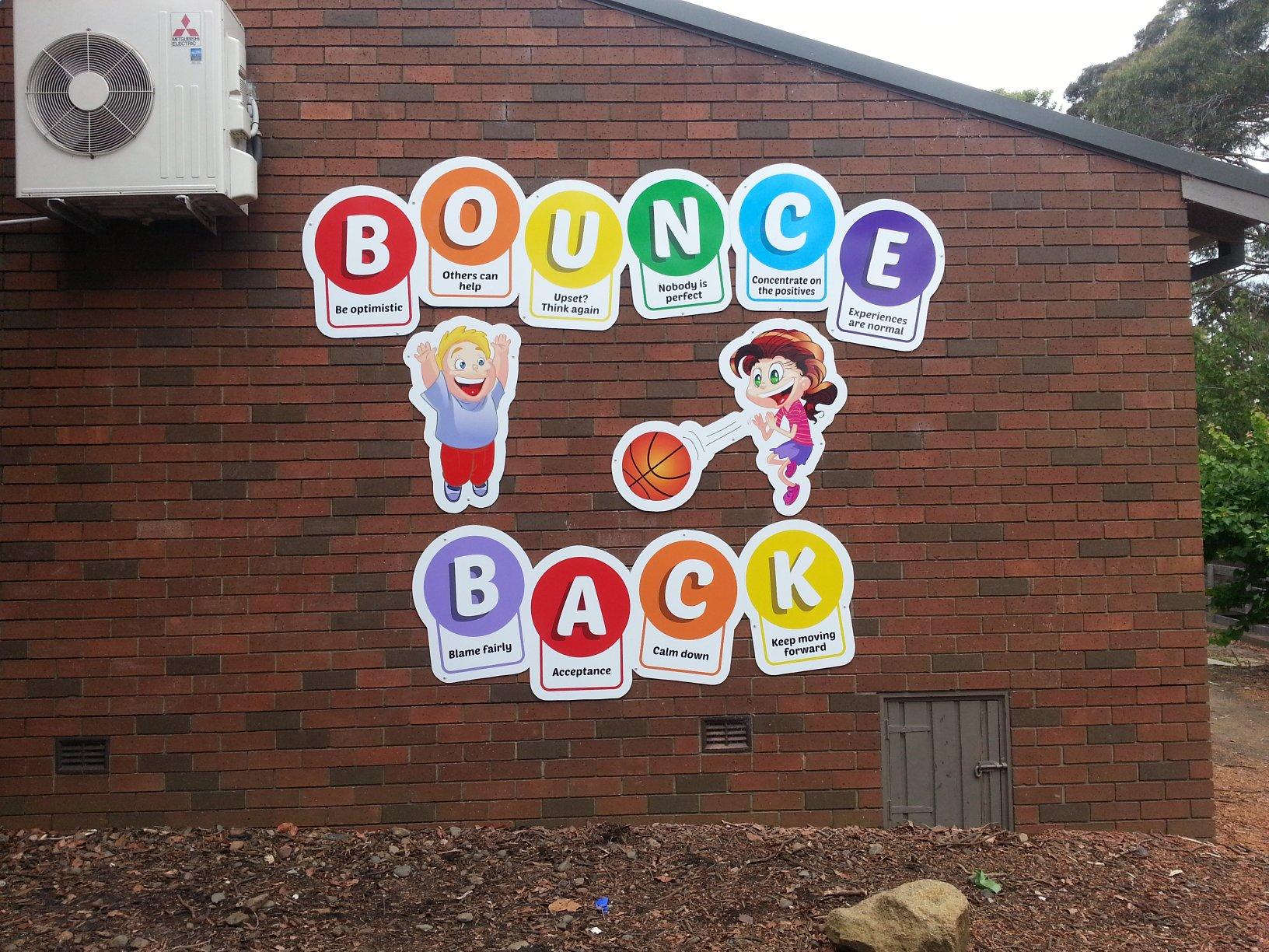 St Joseph's Bounce Back