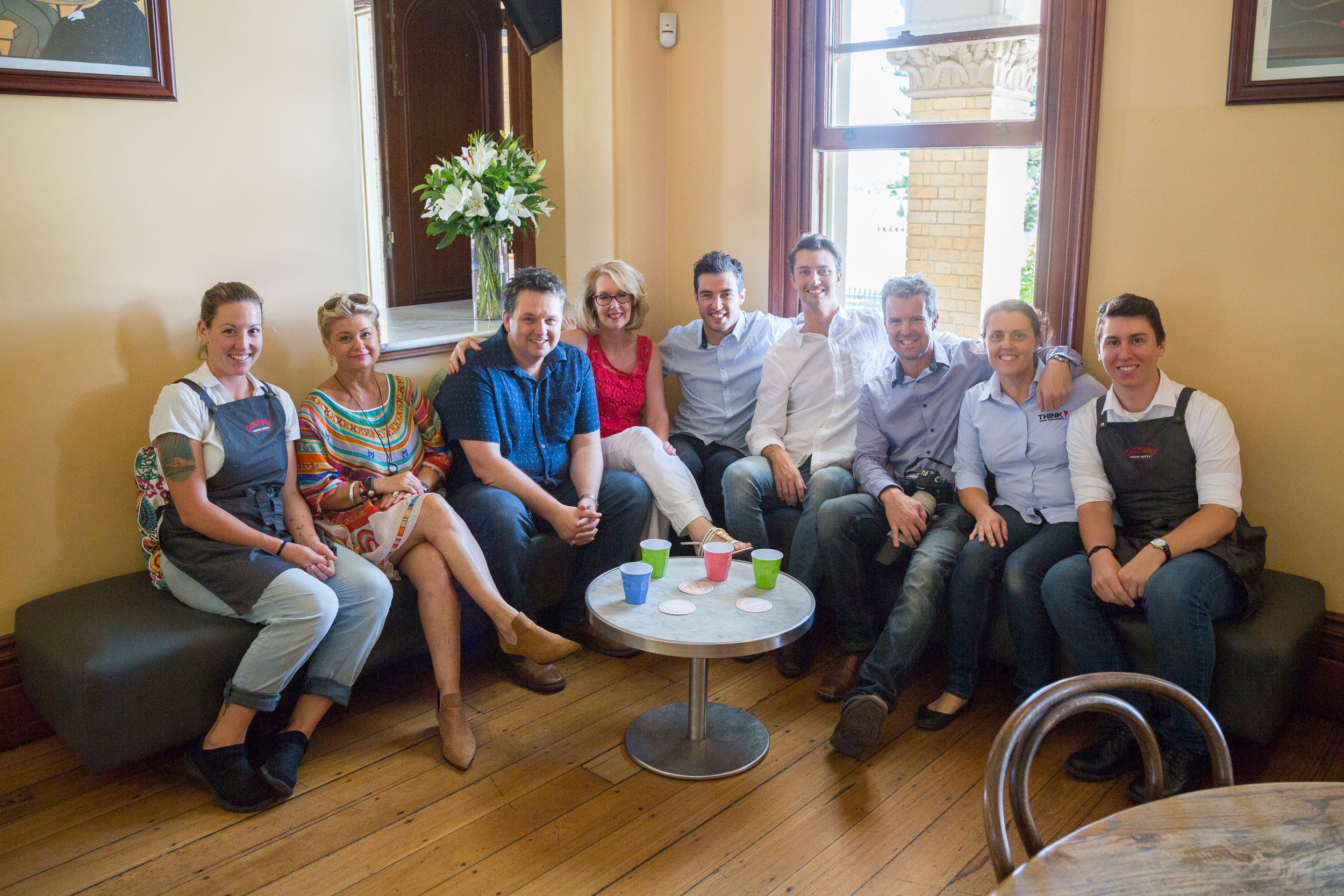 newfm and the think graphic communication crew at customs house.jpg