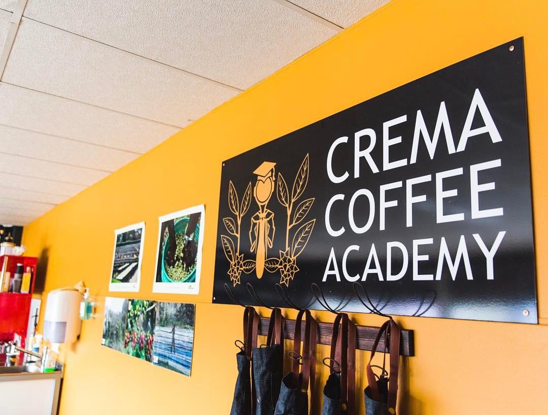 crema coffee training room sign.jpg