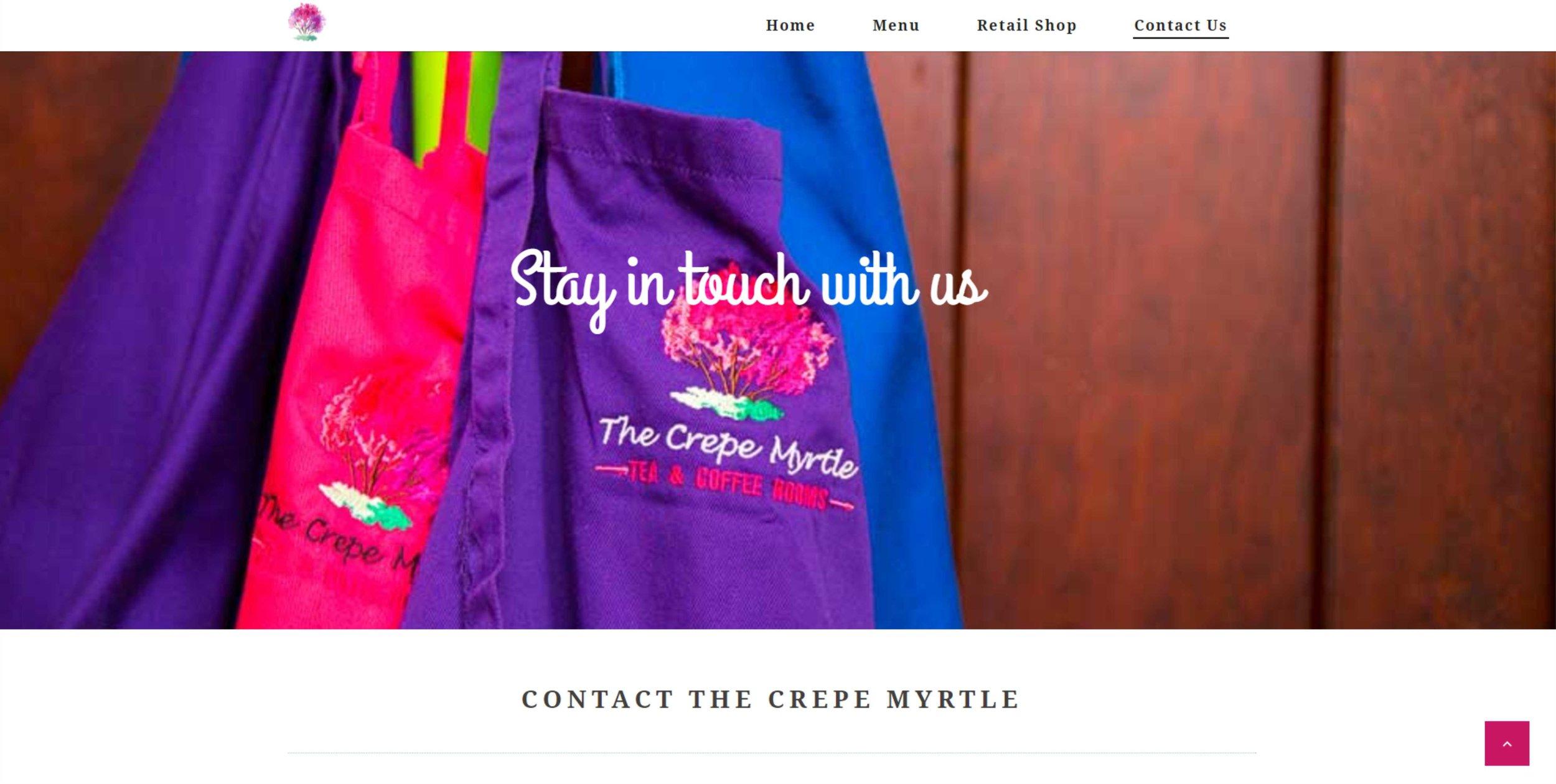 website - unique styles