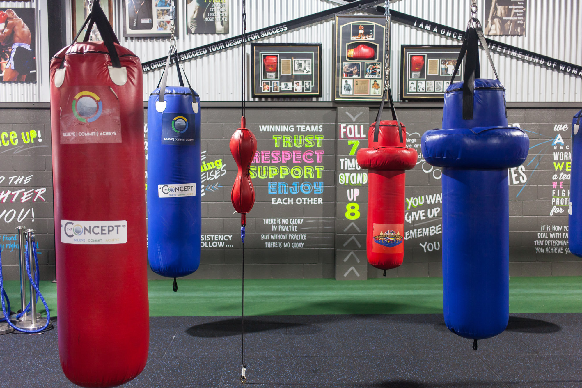 the-concept-highfields-boxing bags and hand painted signs.jpg