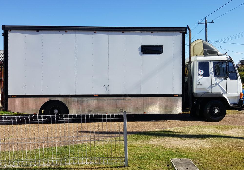 truck before - racingsigns.com.au