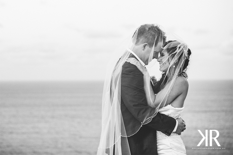 Rainbow beach wedding photographer 8