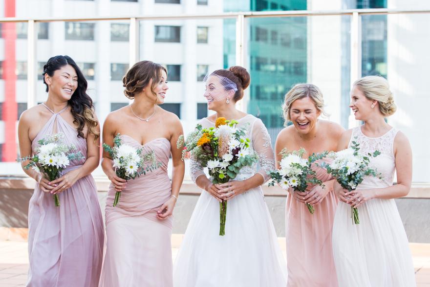 Pullman Hotel wedding photographer