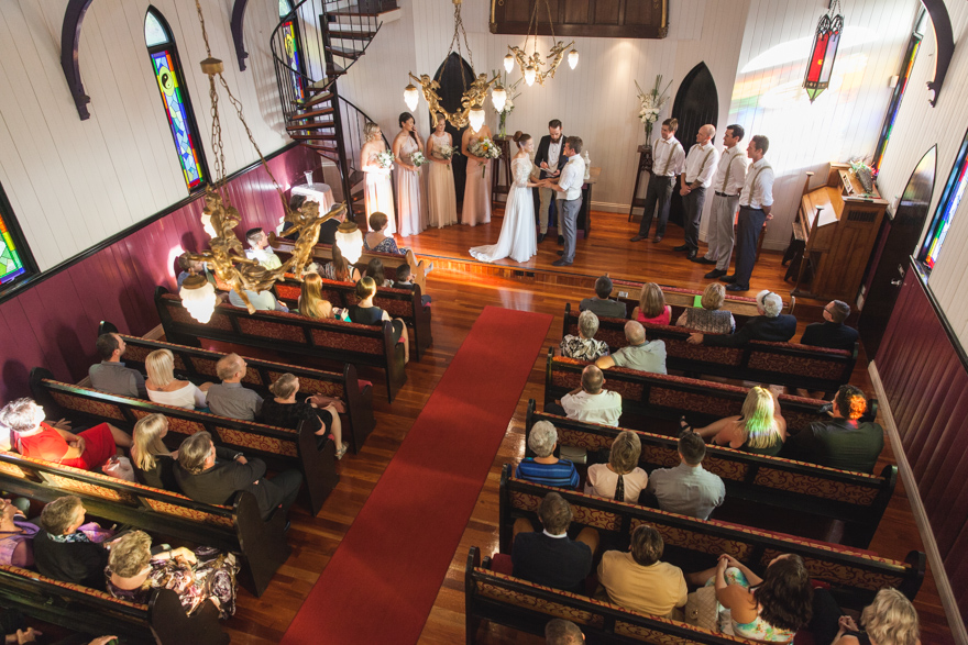 Broadway Chapel wedding ceremonies