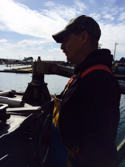 Skipper Bob Browning